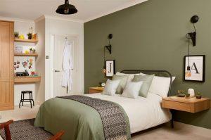 رنگ اتاق خواب بزرگسالان